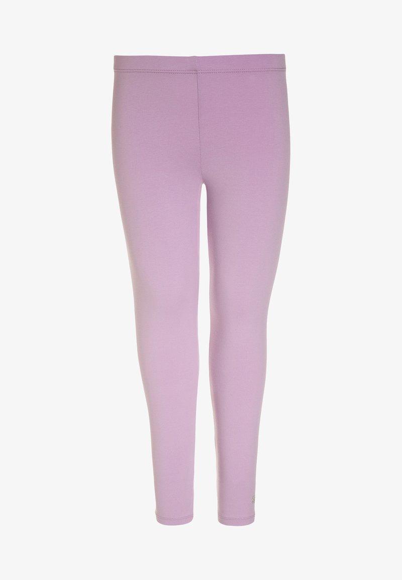 Benetton - BASIC - Leggings - Trousers - lilac
