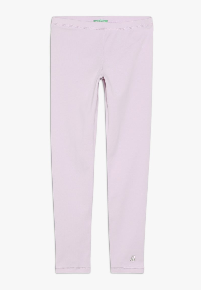 Benetton - BASIC - Leggings - Trousers - purple