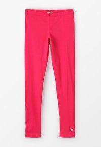 Benetton - BASIC - Leggings - pink - 0