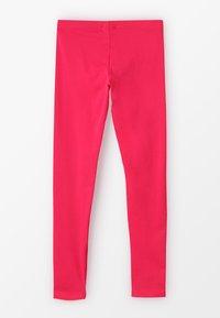 Benetton - BASIC - Leggings - pink - 1