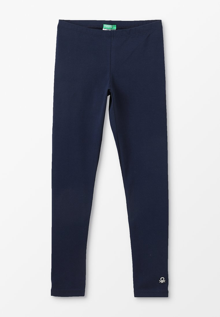 Benetton - BASIC - Leggings - dark blue