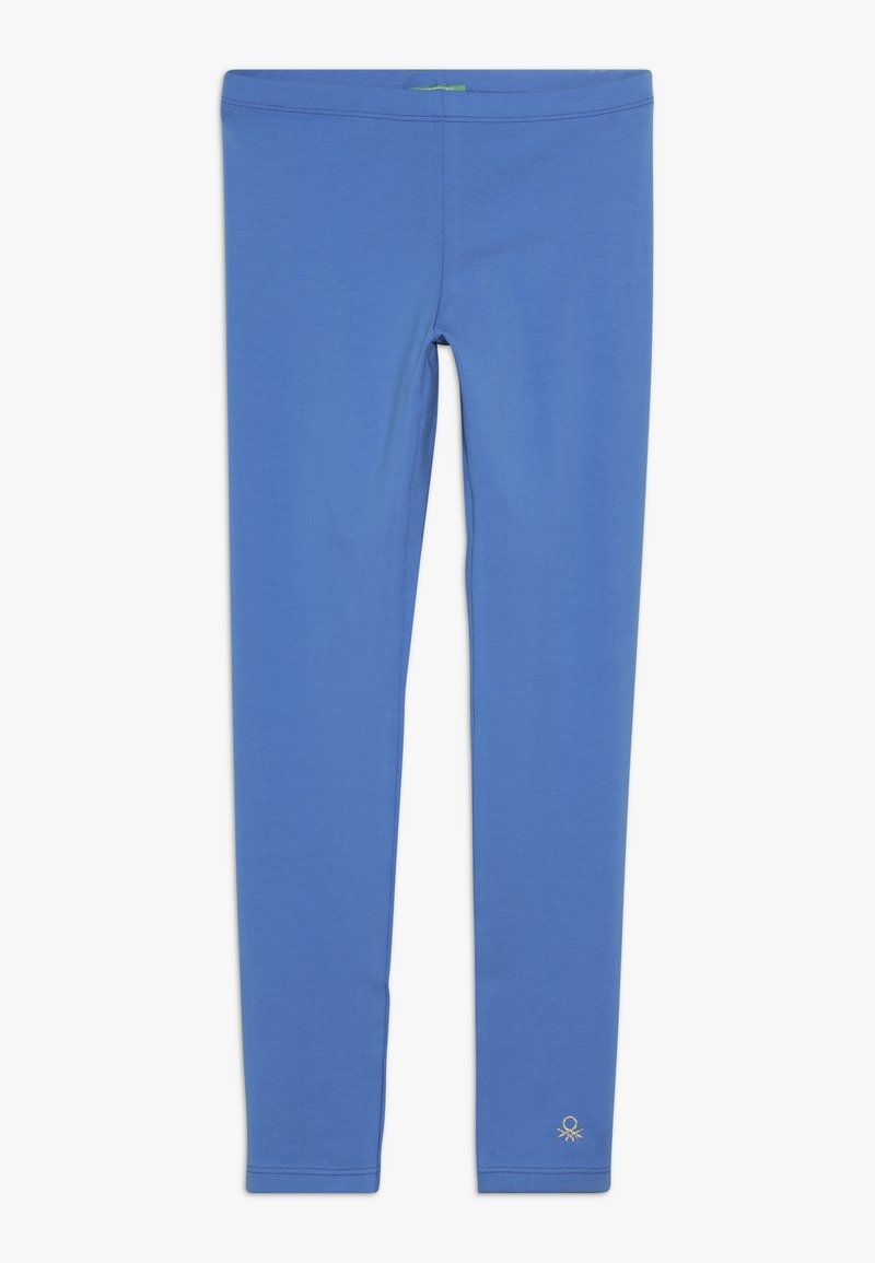 Benetton - BASIC - Leggings - blue