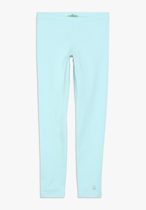 BASIC - Leggings - light blue