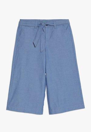 TROUSERS - Kalhoty - blue