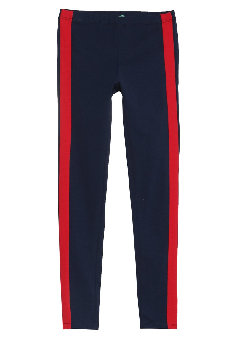 Benetton - Leggings - Trousers - dark blue