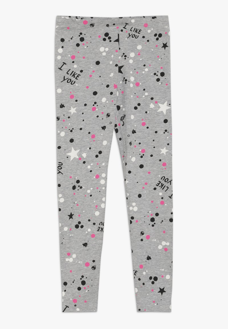 Benetton - Leggings - Trousers - grey
