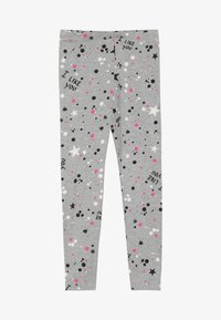 Benetton - Leggings - Trousers - grey - 2