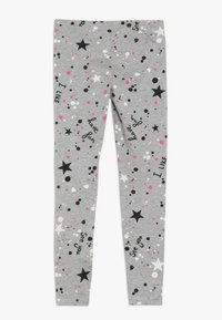 Benetton - Leggings - Trousers - grey - 1