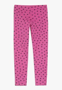 Benetton - Leggings - Trousers - pink - 1