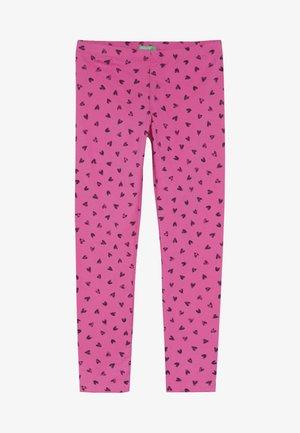 Leggingsit - pink