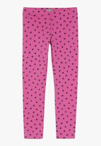 Benetton - Leggings - Trousers - pink - 0