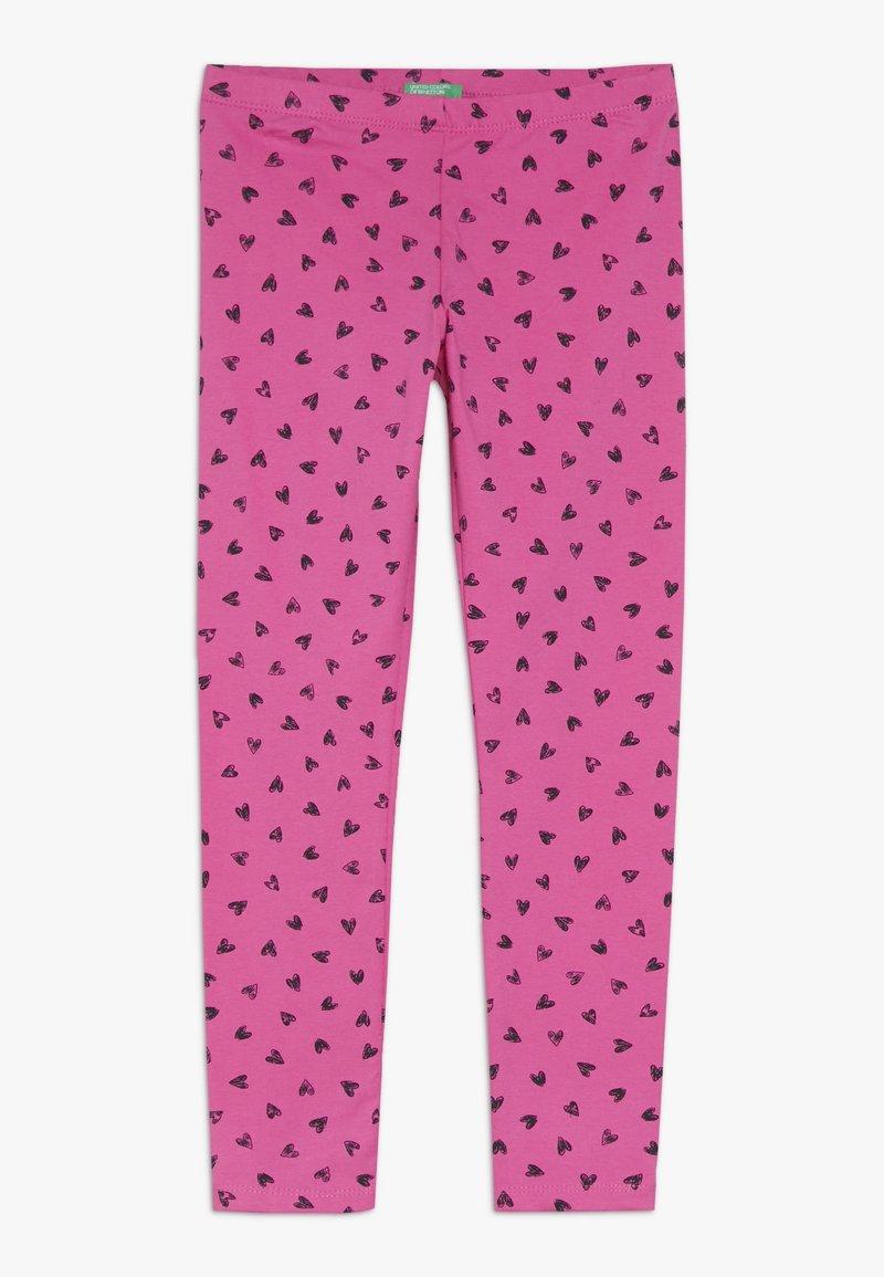 Benetton - Leggings - Hosen - pink