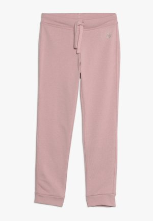 TROUSERS - Pantalones deportivos - purple