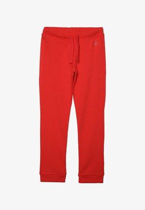 TROUSERS - Spodnie treningowe - pink