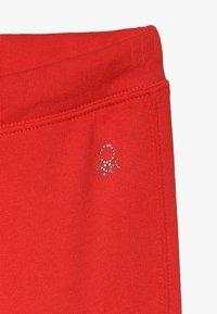 Benetton - TROUSERS - Spodnie treningowe - pink - 3