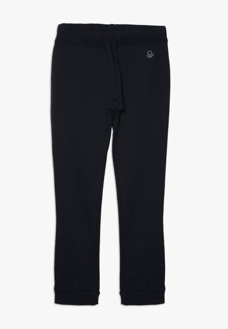 Benetton - TROUSERS - Pantaloni sportivi - dark blue