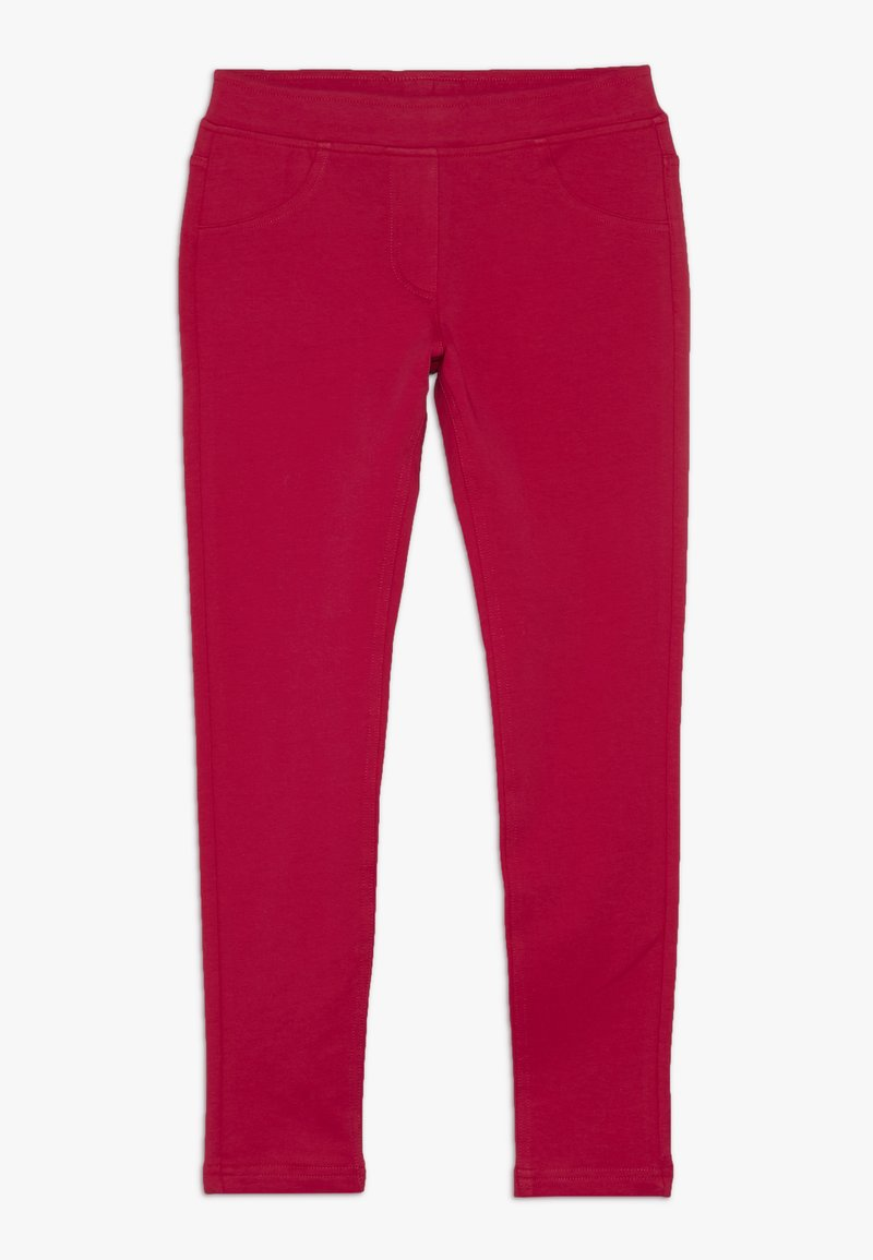 Benetton - TROUSERS - Trousers - pink