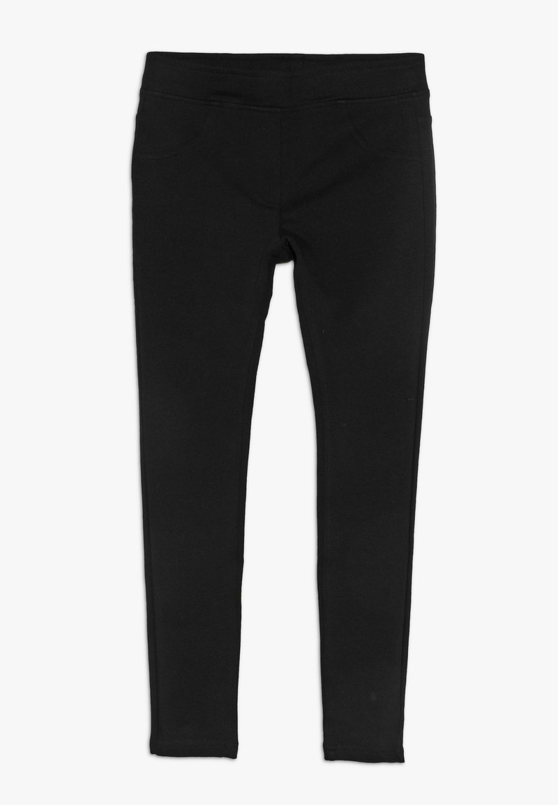 Benetton - TROUSERS - Stoffhose - black