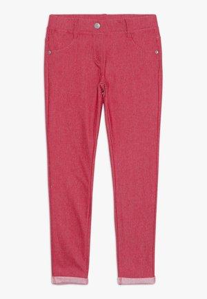 TROUSERS - Pantalon classique - red
