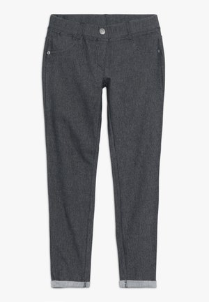 TROUSERS - Kangashousut - dark blue