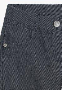 Benetton - TROUSERS - Spodnie materiałowe - dark blue - 3