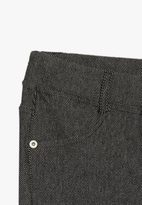 Benetton - TROUSERS - Spodnie materiałowe - black - 3