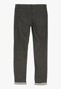 Benetton - TROUSERS - Spodnie materiałowe - black - 1