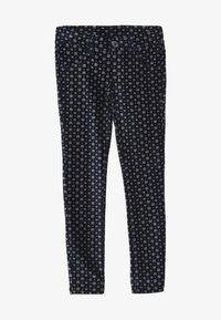 Benetton - TROUSERS - Pantaloni - dark blue - 3