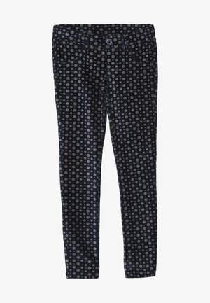 TROUSERS - Bukse - dark blue