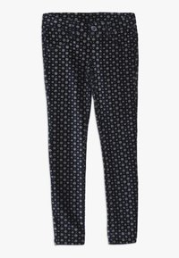 Benetton - TROUSERS - Pantaloni - dark blue - 0