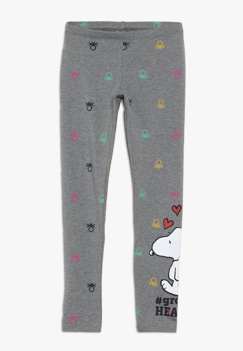 Benetton - Leggings - grey