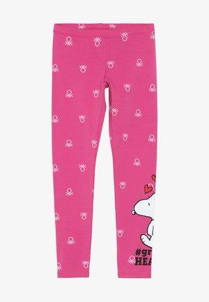 Legging - pink