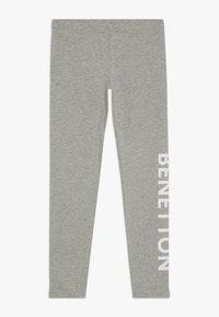Benetton - Leggings - Trousers - grey - 0