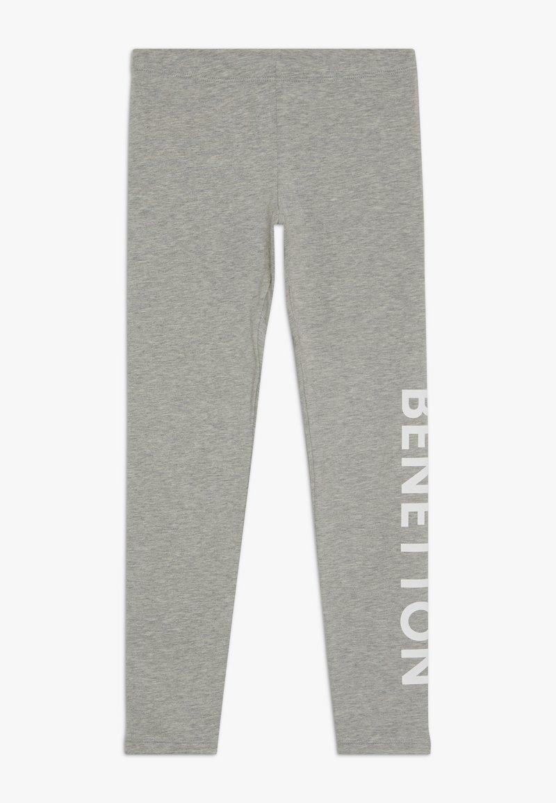 Benetton - Leggings - Trousers - grey