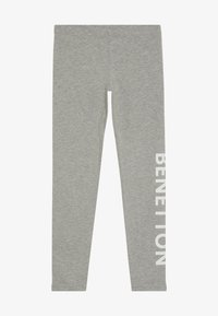 Benetton - Leggings - Trousers - grey - 2