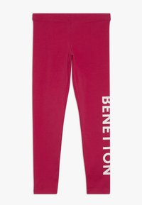 Benetton - Leggings - pink - 0