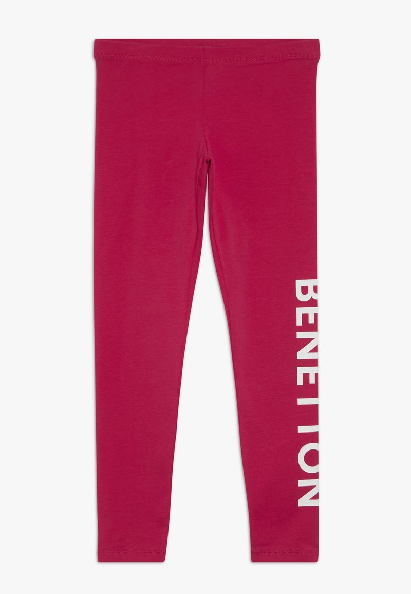Benetton - Leggings - pink