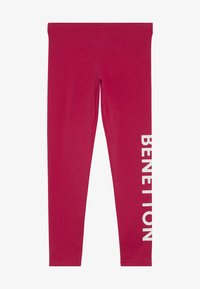 Benetton - Leggings - pink - 2