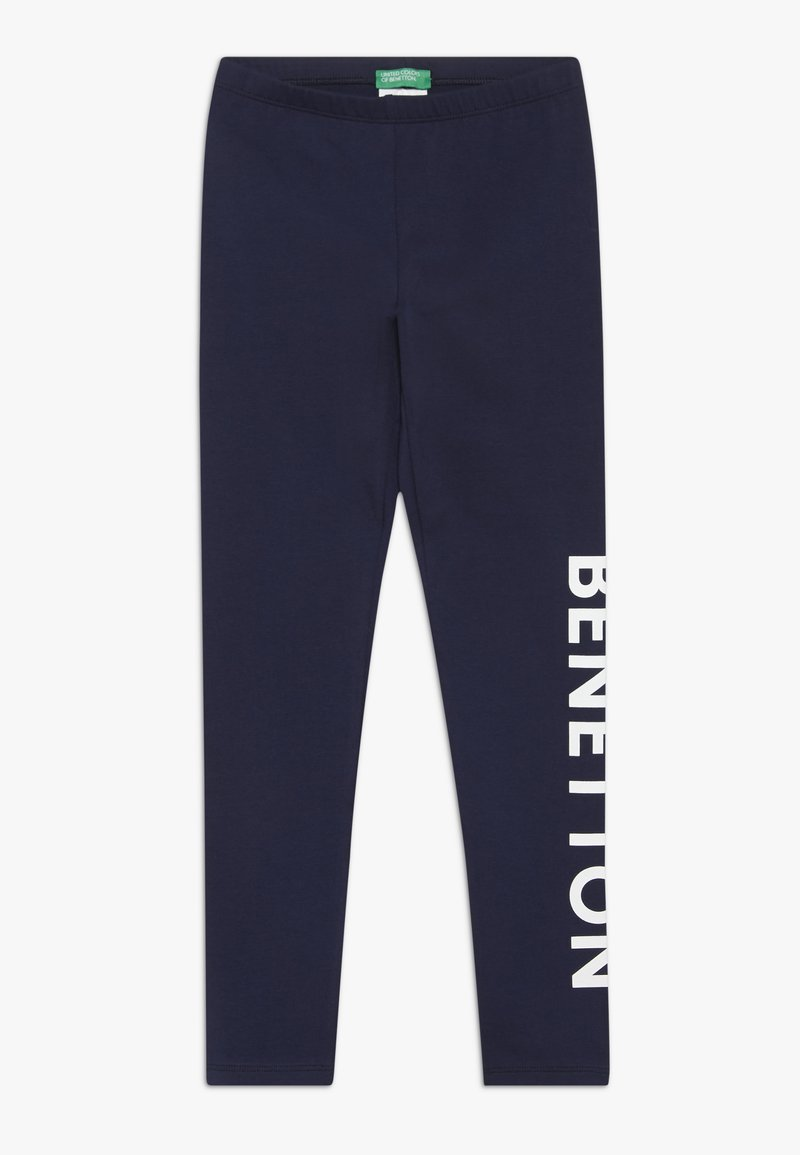 Benetton - Legging - dark blue