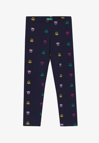 Benetton - Pantaloni - dark blue - 2