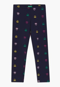 Benetton - Pantaloni - dark blue - 0