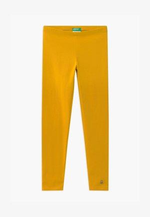 EUROPE GIRL - Leggings - Trousers - yellow