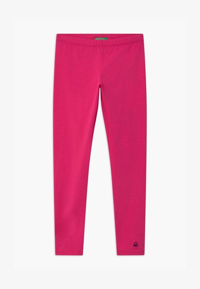 EUROPE GIRL - Leggings - pink