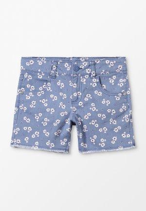 NO BASIC - Shorts vaqueros - blue