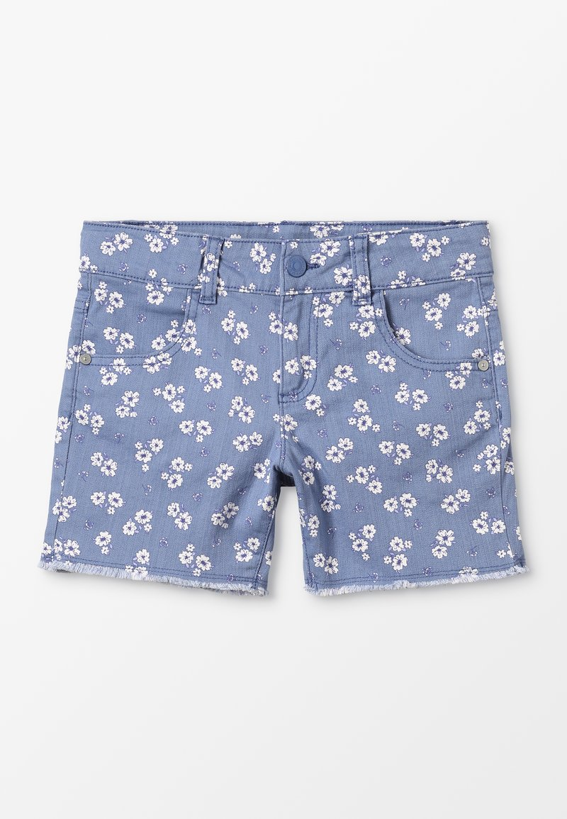 Benetton - NO BASIC - Jeans Short / cowboy shorts - blue