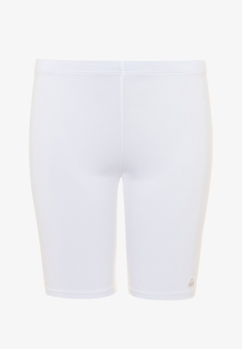 Benetton - BERMUDA - Shorts - white