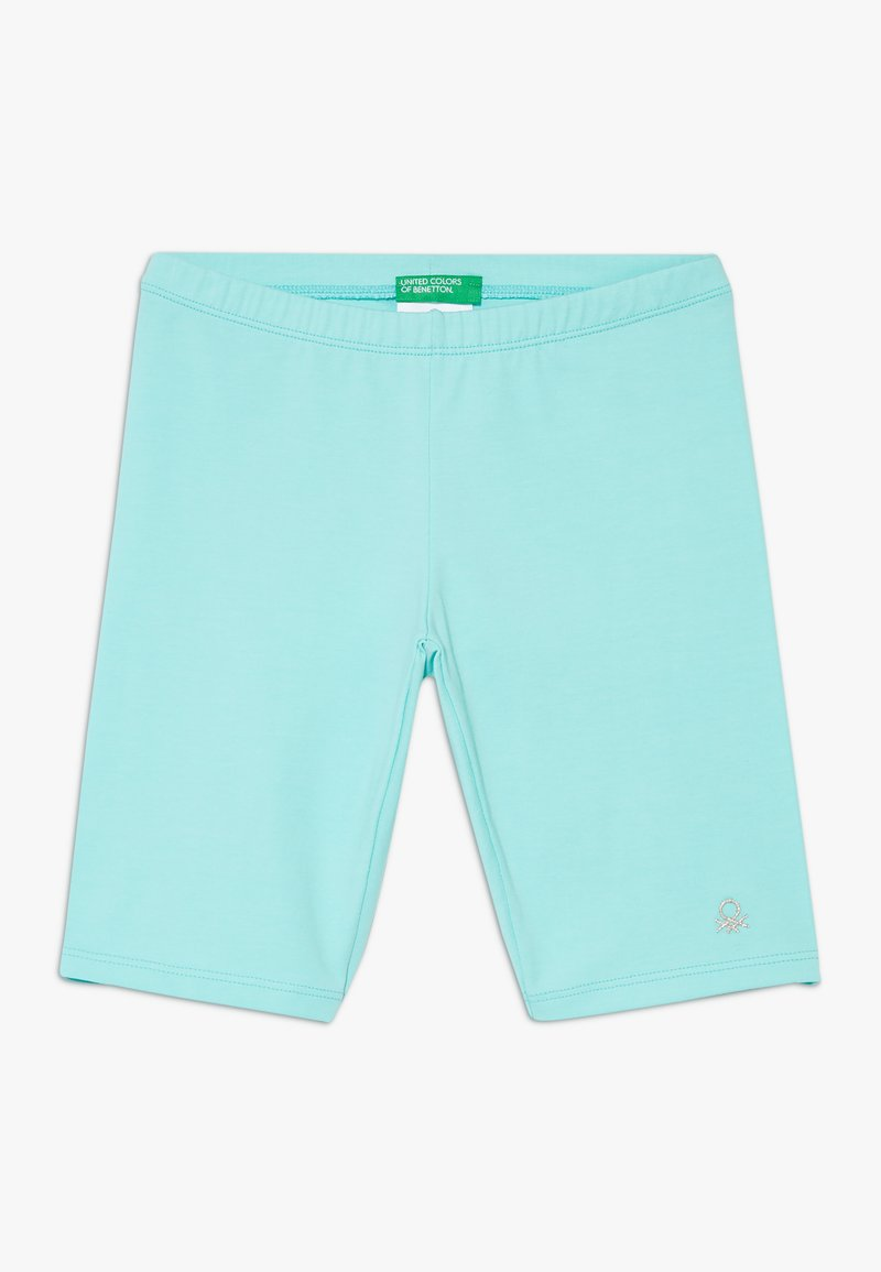 Benetton - BERMUDA - Shorts - light blue