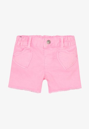 Short en jean - pink