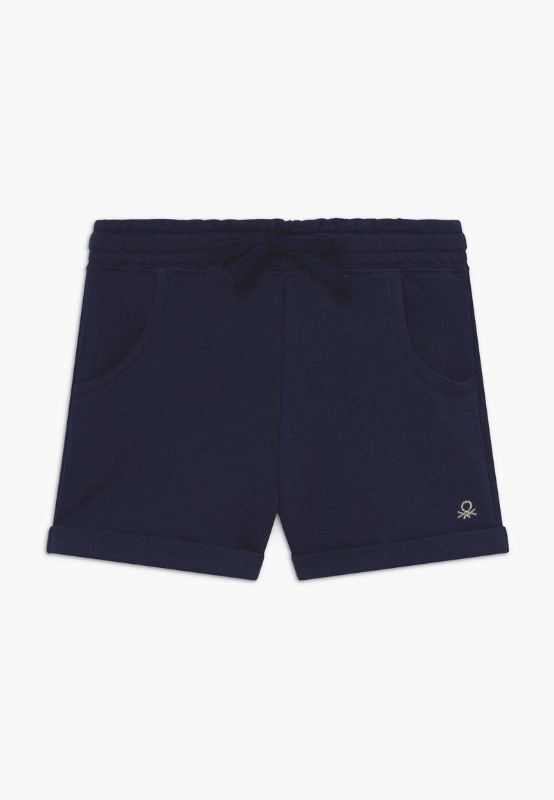 Benetton - Szorty - dark blue