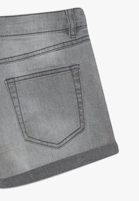 Benetton - Jeansshort - grey denim - 4